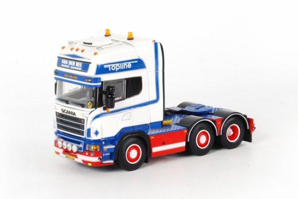 Voila le prochain qui vas arriver dans la collection,le Scania VAN  DER REE