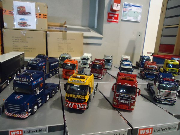Photos du stand truck polo