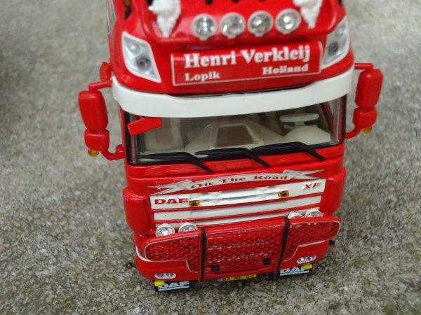 DAF XF 105 SSC Henri Verkleij c'est mon 39 eme camions de ma collection WSI