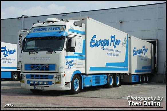Numéro 53 VOLVO CR EUROPE FLYER