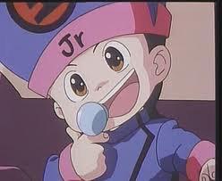 "Personnages principaux de l'anime ""YU YU HAKUSHO"""