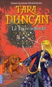 Tara Duncan tome 2 couverture