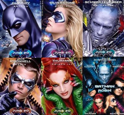 Batman robin vincent vega club - Image de batman et robin ...
