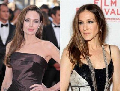 Angelina Jolie et Sarah Jessica Parker : actrices les mieux payées d'Hollywood !