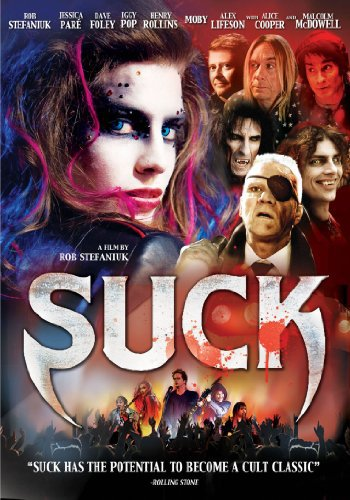 SUCK : VAMPIRE ROCK