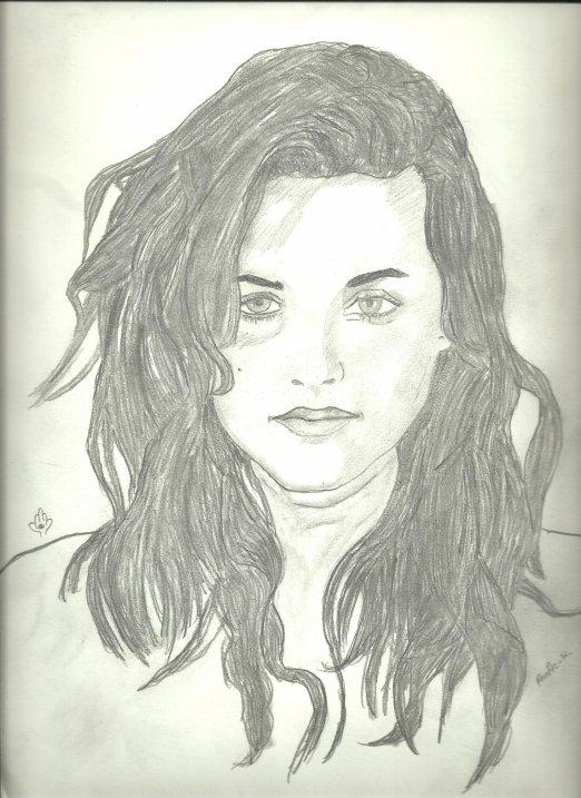 - Portrait de Kristen Stewart -