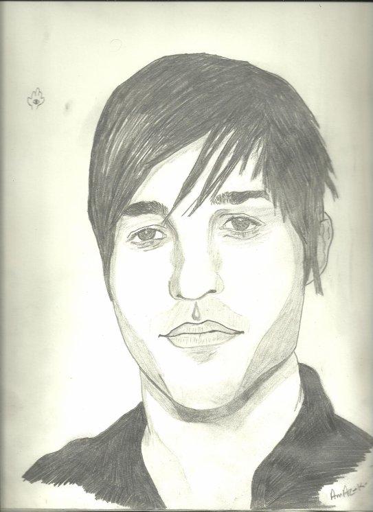 - Portrait de Pete Wentz -