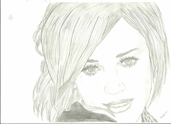 Portrait de Hilary-Duff