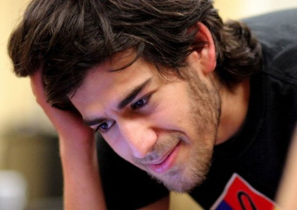 """Aaron Swartz"" the first  martyr of opinion in 2013"