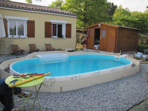Ceinture b ton blog de la famille lombard for Ceinture beton piscine
