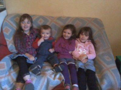 mes 4 merveilles
