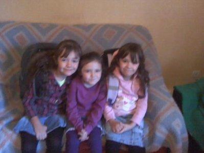 mes 3 princesses