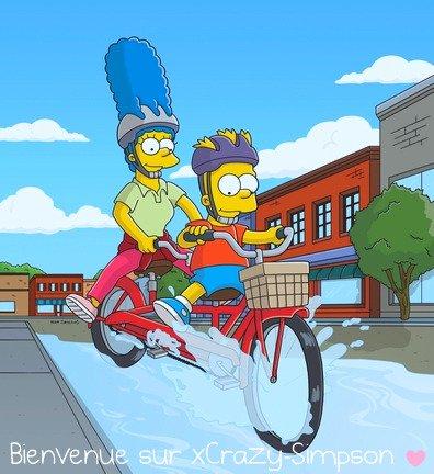 Bienvenue sur xCrazy-Simpson :)