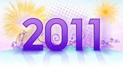 2011- Une nouvelle année commence.Je vous souhaite à tous Prospérité ,Santé et Bonheur !!! -2011
