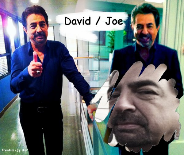 David Rossi / Joe Mantegna