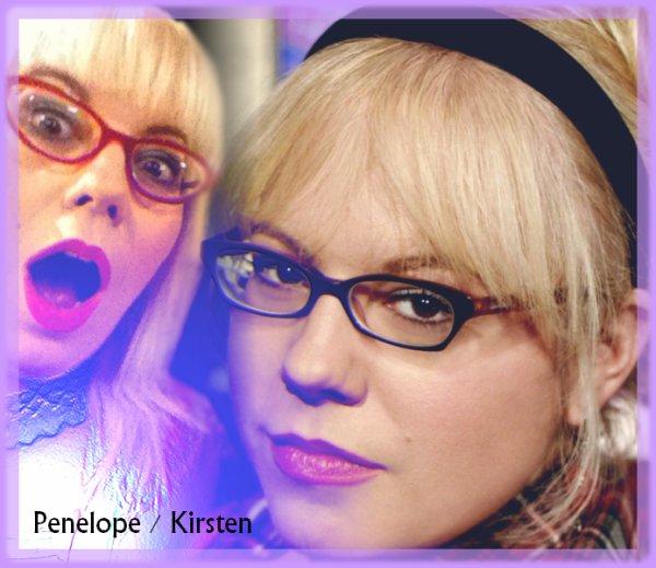 Penelope Garcia / Kirsten Vangsness