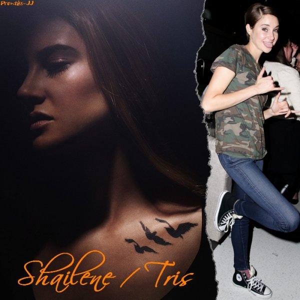 Shailene / Tris