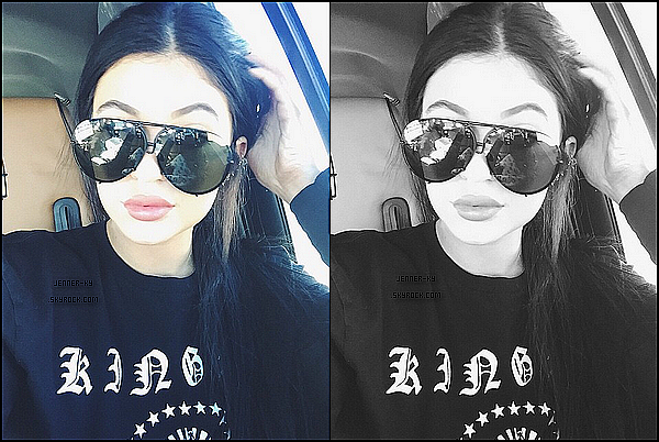 *6/01/15 - Kylie fait la couverture de Cosmopolitan pour le mois de février. Je trouve Kylie magnifique sur ces clichés. Elle paraît très à l'aise sur ce morceau de shoot. Des avis ? *