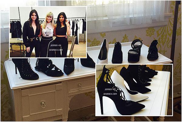 *29/07/15 - Kylie, Kendall et Kourtney ont été vues allant dîner au Mastro's Steakhouse dans Beverly Hills. Je trouve la tenue de Kylie à la fois décontractée et élégante, j'adore ! Les cuissardes sont vraiment mon coup de coeur de cette tenue.*