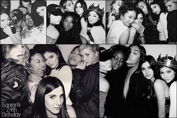 PHOTOSHOOT • • Kylie a posé pour le photographe « Sacha Samsonova ».
