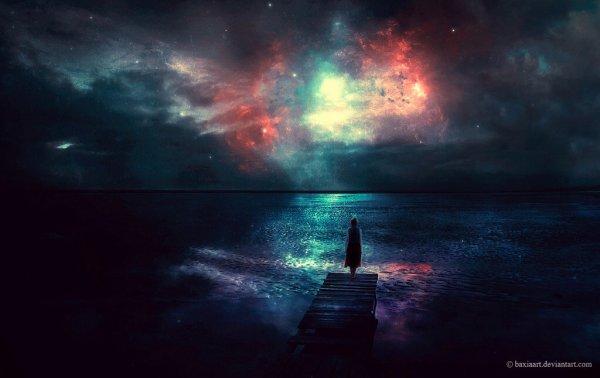 Les Étoiles du Ciel Obscur