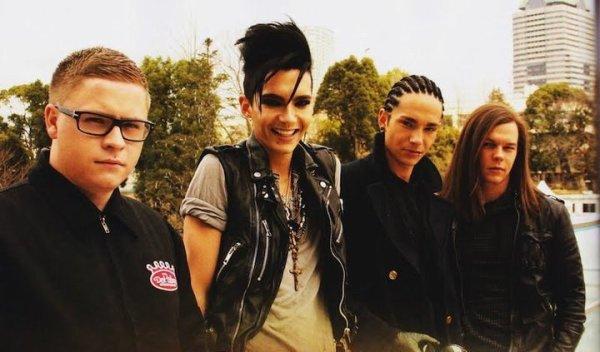 """Je n'ai pas de tatouages mais """"Tokio Hotel"""" est gravé sur mon coeur"""