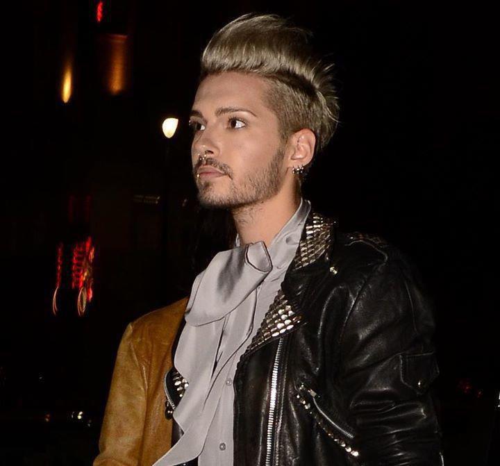 Bill - Tom - Gustav & Georg présentent : Tokio Hotel !