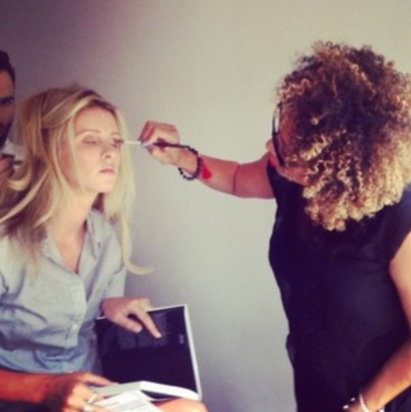 Makeup time NIcky HIlton