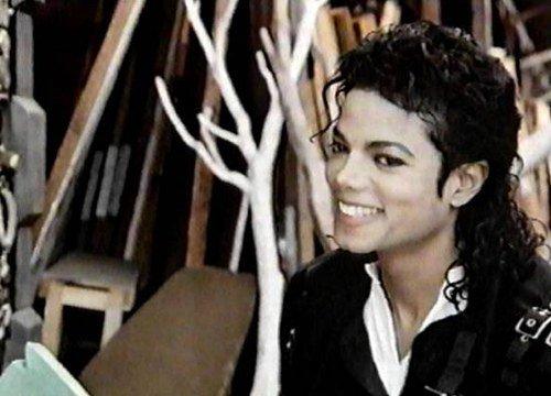 Le beau sourire de MJ