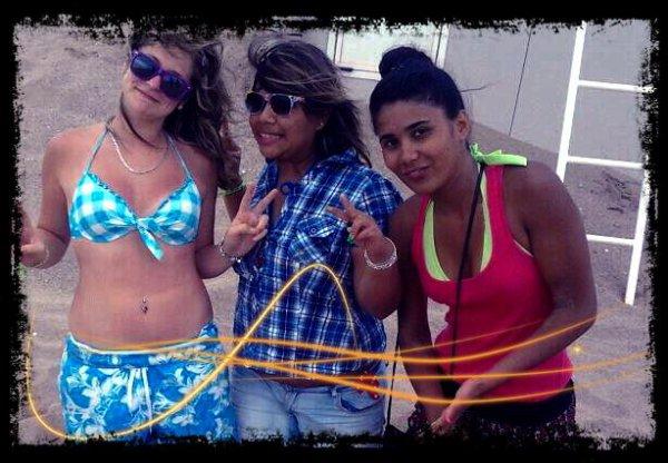 Nancy , Inès & Helene ♥