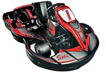 Karting : Sport mécanique pour la famille . A partir de 7 ans