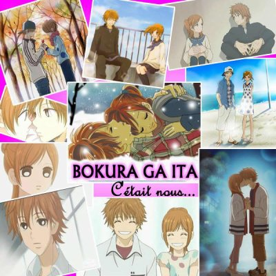 1er résumer d'un manga avec présentation des personnages