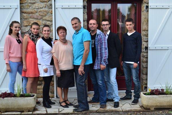 Il y a rien de plus beau qu'un famille <3