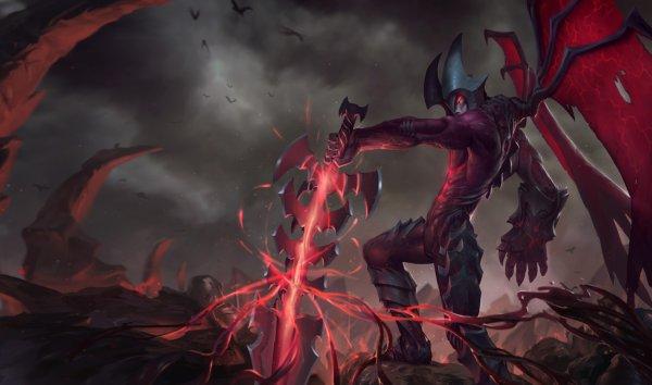 Aatrox Épée des Darkin