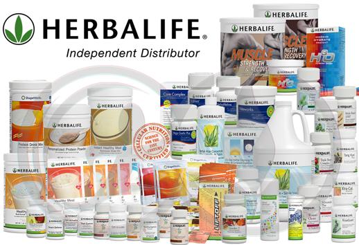 produits de nutrition