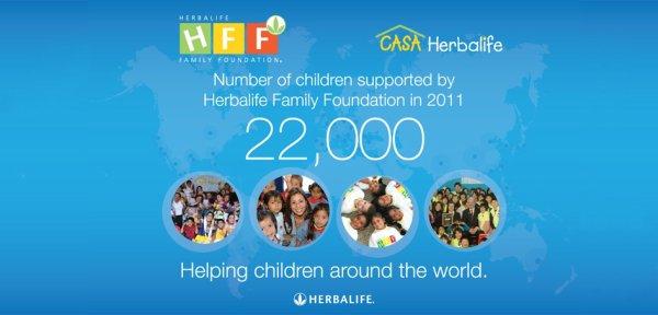 HERBALIFE FAMILY FONDATION