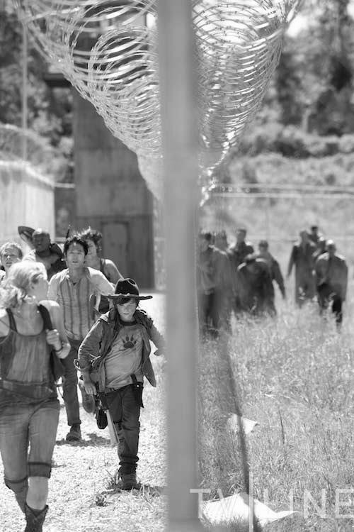 Episode 13 de ma fiction sur The Walking Dead !!! ^^