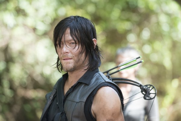 The Walkind Dead :  Them 05x10 (Spoiler!)