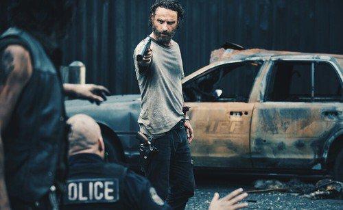 Episode 27 de ma fiction sur The Walking Dead !!!