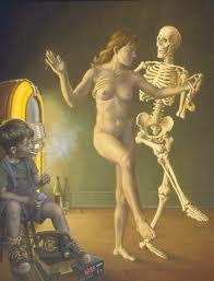 L'amante macabre (ROLLINAT)