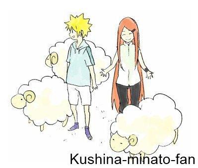 Kushina et Minato