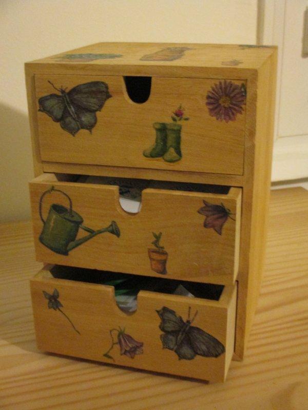 Boîte à tisane