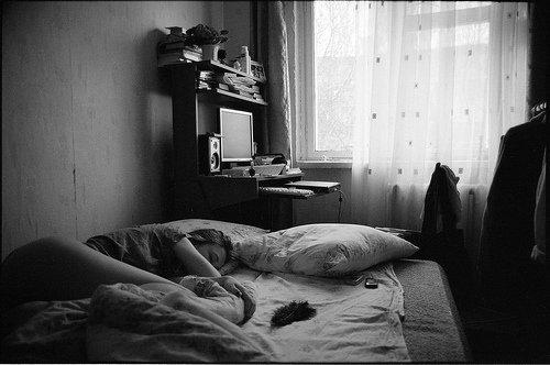 Le mal de l'absence est bien pire que le mal de l'amour.