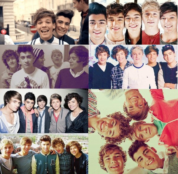 One band , One dream , One Direction  <3 .