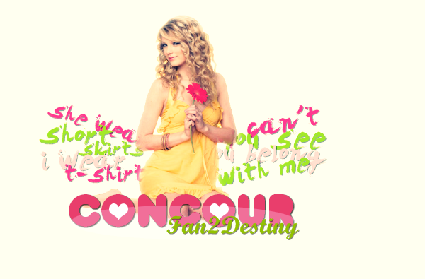 ~ You belong with me ♪