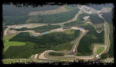 Spa Francorchamps 2013 - Formule Un