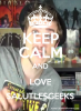 Keep and calm...