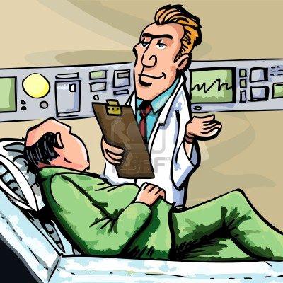 Le Docteur et le Patient
