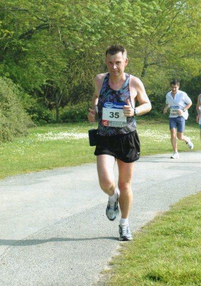 mon dernier marathon avant mon accident vasculaire cérébral 15 avril 2007