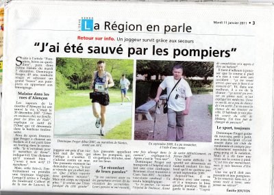 journal l'orne hebdo du 11 janvier 2011